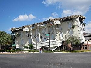 WonderWorks (museum) - WonderWorks in Orlando.