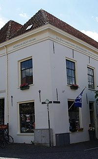 Woudrichem - rijksmonument 39572 - Kerkstraat 5 20120630.jpg