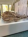 Wrack vom Römischen Schiff Navis lusoria im Museum für Antike Schifffahrt, Mainz, Deutschland (48988487902).jpg