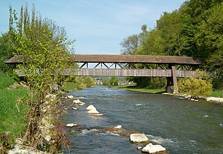 Wutach (river) River in Germany