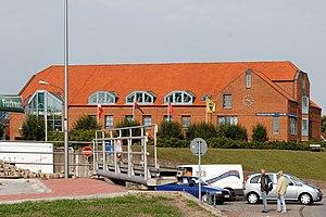 Wyk auf Föhr - Administration building