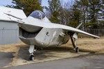 X-32 Patuxent River Naval Air Museum Front View.tif