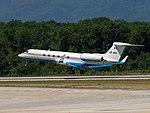 XA-MKI Gulfstream G-V G550 GLF5 - SZT (20316371301).jpg