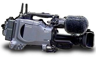 XDCAM - XDCAM Camcorder (DVCAM) PDW-510