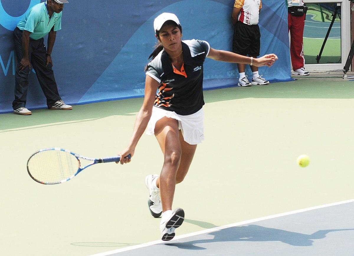 Rushmi Chakravarthi - tennis players in India |  KreedOn
