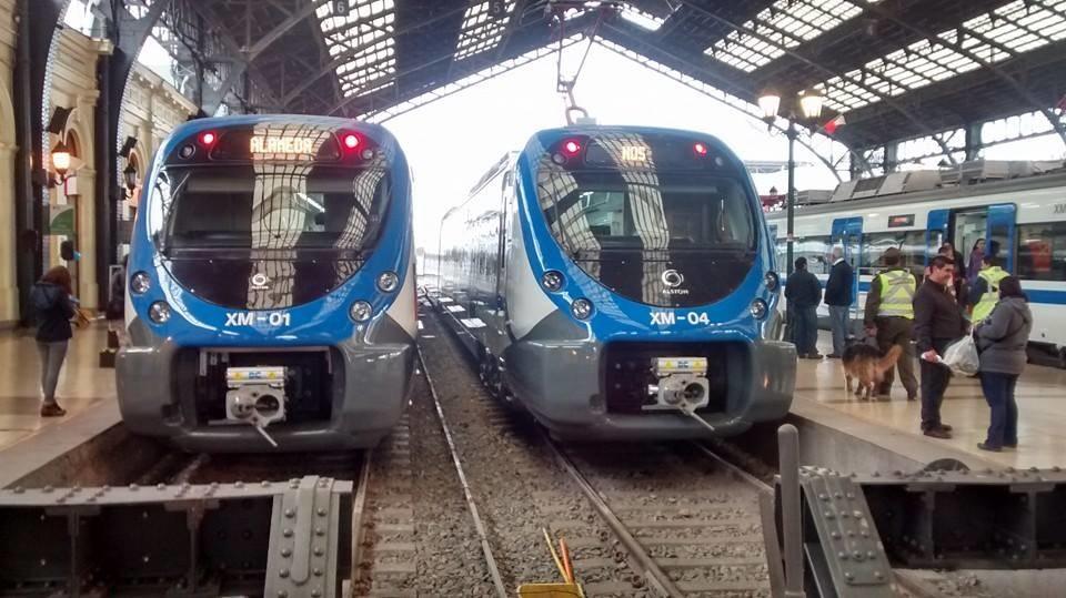 XM-01 y XM-04 en Est Alameda