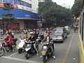 Xinhui 新會 中心南路 Zhongxin Nanlu Shuttle Bus View 28 中國電訊 China Telecom.JPG
