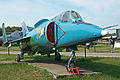 Yakolev Yak-38M 38 yellow (10090871866).jpg