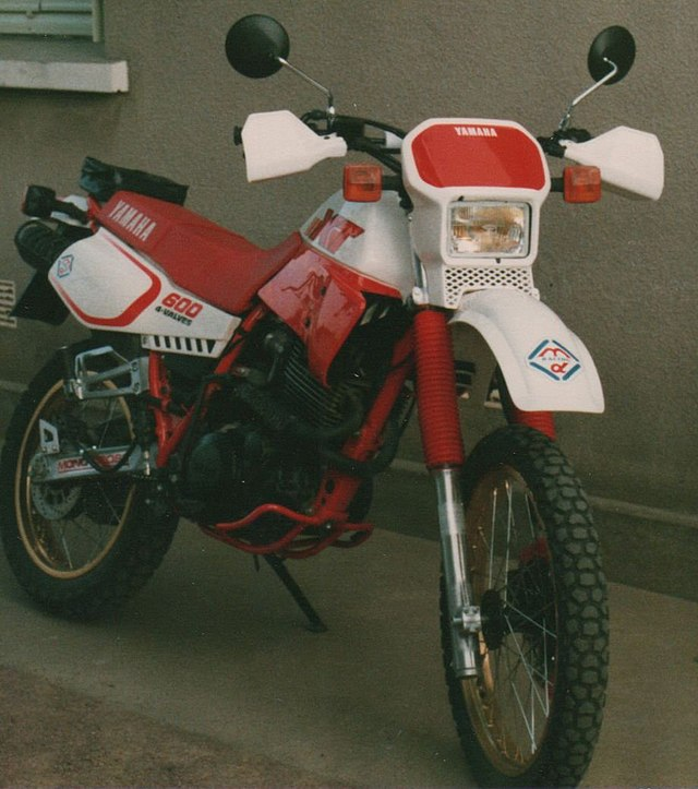 Yamaha XT 600 - Wikiwand