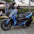 Yamaha itansha of Eriri Spencer Sawamura 20171210a.jpg