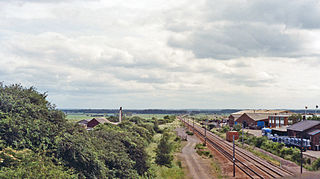 Yaxley and Farcet railway station