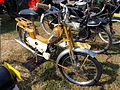 Yellow Flandria moped.JPG