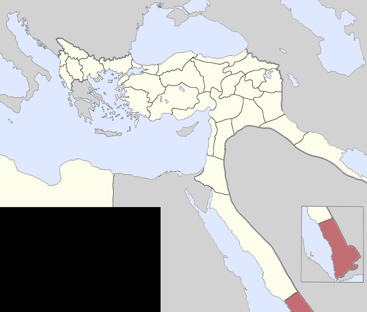 Yemen Vilayet Wikipedia