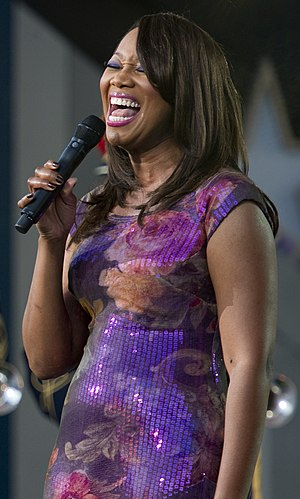 Grammy Award for Best Gospel/Contemporary Christian Music Performance - 2007 winner Yolanda Adams