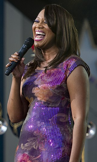 Yolanda Adams American gospel singer and actress