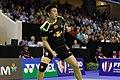 Yonex IFB 2013 - Quarterfinal - Liu Xiaolong - Qiu Zihan vs Mathias Boe - Carsten Mogensen 19.jpg