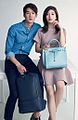 Yoo Yeon-seok and Suzy for Bean Pole accessories Summer 2015 collection 03.JPG