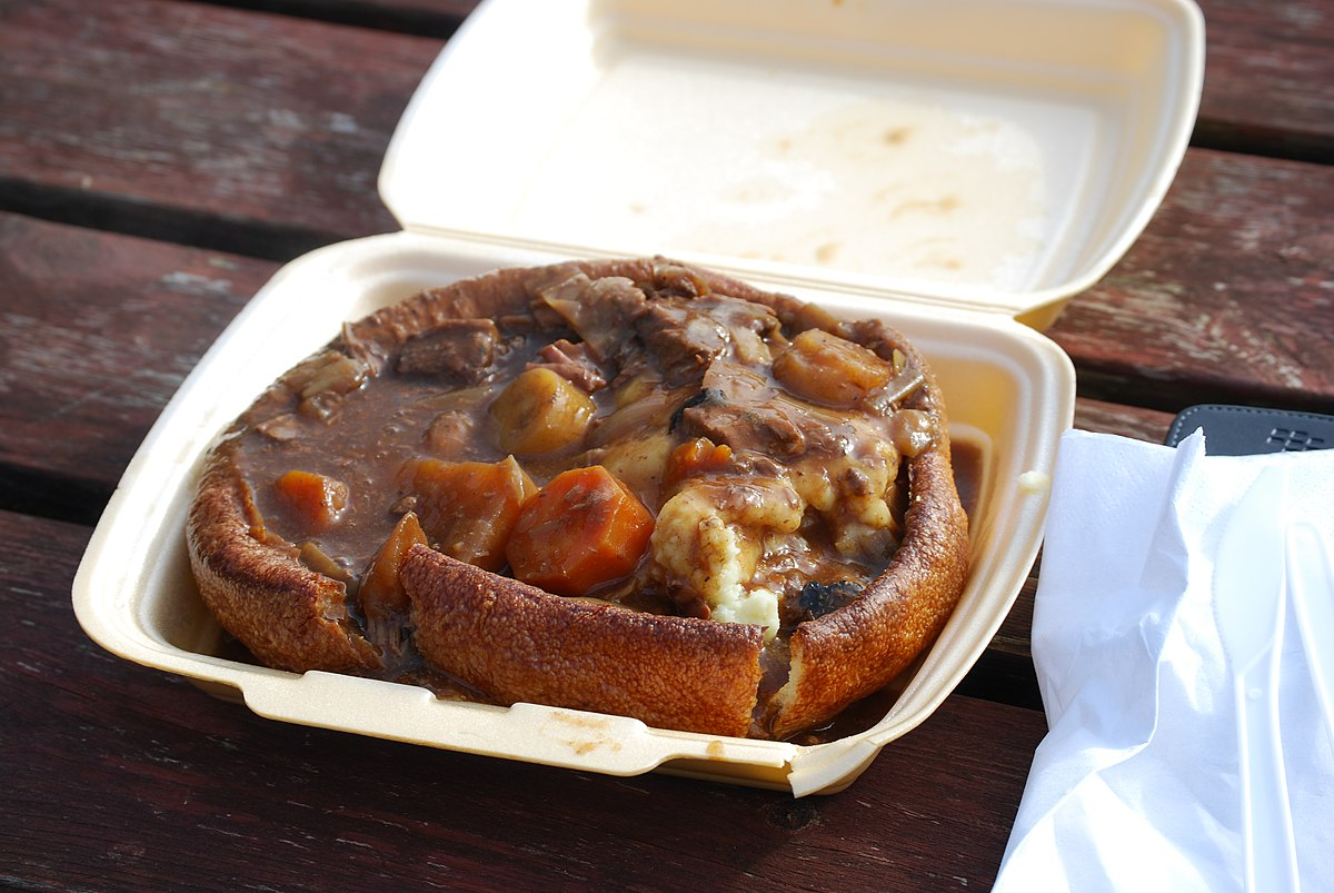 Yorkshire pudding - Wi...