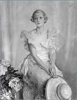 Marina Koshetz - Marina Koshetz, 1932 (by Ranken)