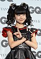 Yuimetal at 2015 GQ ceremony.jpg