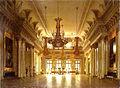 Zaryanko Fieldmarshals Hall in Winter Palace 1836.jpg