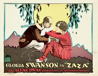 <i>Zaza</i> (1923 film) 1923 film by Allan Dwan
