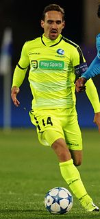 Sven Kums Belgian footballer