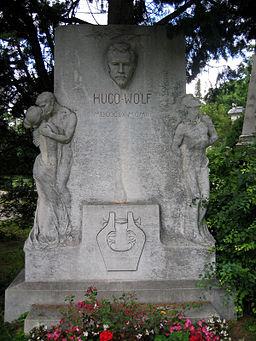 ZentralfriedhofWolfHugo