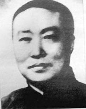 Zhang Shichuan - Image: Zhang Shichuan