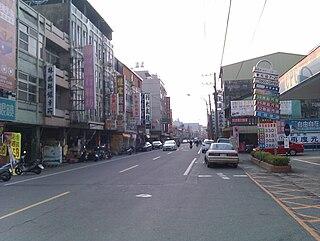 District in Tainan, Taiwan