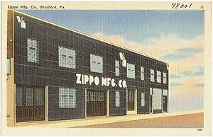 Zippo - Zippo plant, c. 1930–1945