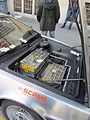 """ 12 - ITALY (Milan) Electro Vehicles Europe ( EVE ) DeLorean DMC-12 02.JPG"