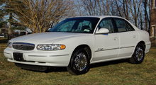 2002 buick century custom owners manual