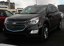 2016 Edit For The Chevrolet Equinox