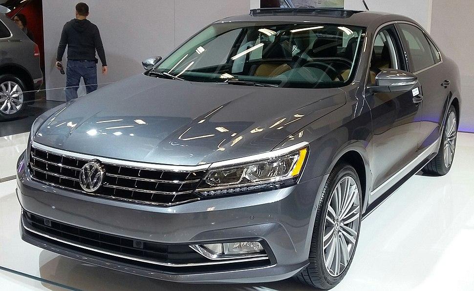 %2716 Volkswagen Passat (MIAS %2716)
