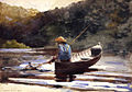 'Boy Fishing' by Winslow Homer, 1892, watercolor, San Antonio Museum of Art.jpg