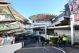Blacktown Suburb of Sydney, New South Wales, Australia