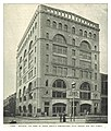 (King1893NYC) pg641 JUDGE BUILDING, THE HOME OF FRANK LESLIE'S PUBLICATIONS, FIFTH AVENUE AND 16TH STREET.jpg