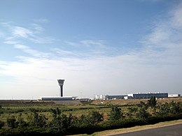 ©India.Andhra Pradesh.Hyderabad.Rajiv Gandhi International Airport-11.JPG