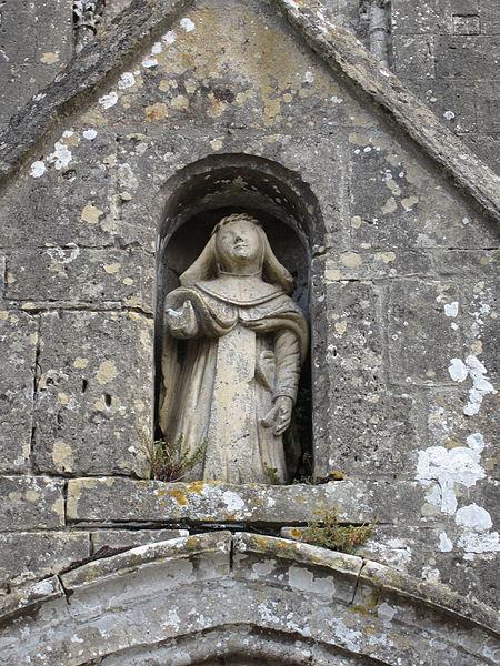 Église Saint-Georges de fr:Colomby