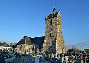 Église Saint-Gervais et Saint-Protais de Virey.
