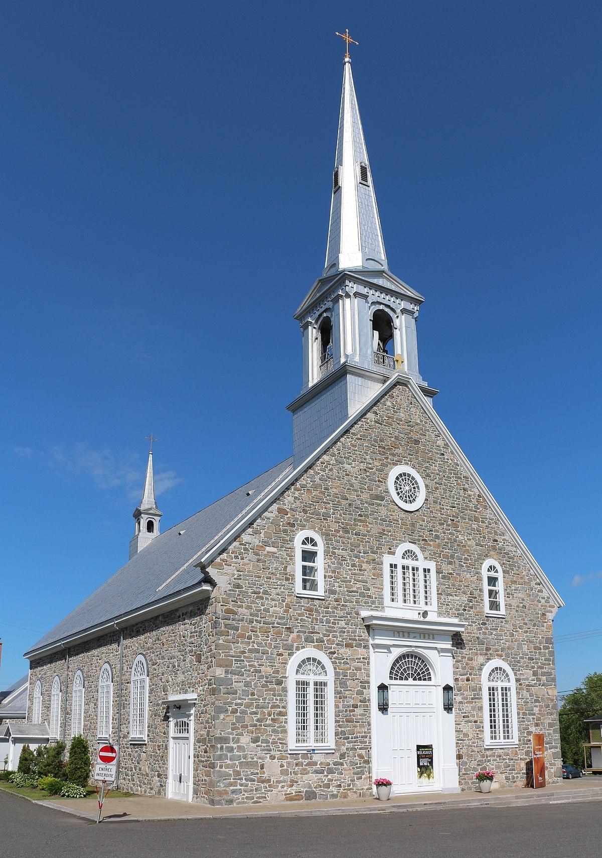 Saint Charles de Bellechasse — Wikipédia