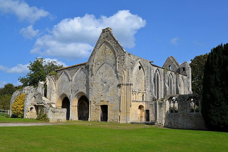 Longues Abbey