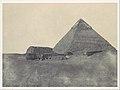 Égypte Moyenne. Pyramide de Chéphren MET DP116179.jpg