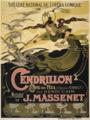 Émile Bertrand - Jules Massenet - Cendrillon poster.png