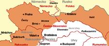 Československo po první světové válce