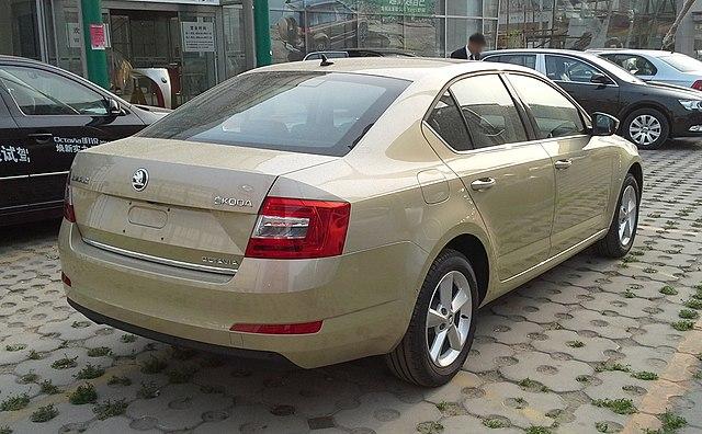 Škoda Octavia III 02 China 2014-04-24