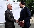 Συμμετοχή ΥΠΕΞ Δ. Δρούτσα σε Υπουργική Σύνοδο ASEM - FM D. Droutsas participates in ASEM Ministerial (5803737209).jpg