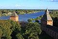 Башни Новгородского Кремля.JPG