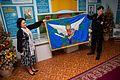 Бойовий прапор Керченської бригади НГУ переданий до Центрального музею НГУ 9687 (26357846746).jpg
